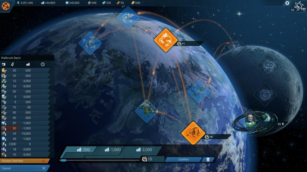 Anno 2205: Trade Routes